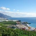Sicht über Puerto Naos bis Fuencaliente