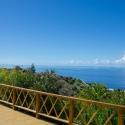 Ausblick auf das Meer und El Hierro