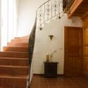 Aufgang zur oberen Etage