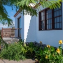 Das Ferienhaus C mit Terrasse