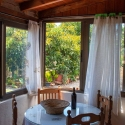 Der Esstisch im Ferienhaus
