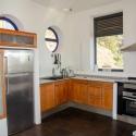 Die Küche in der Villa Corona