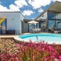Moderne Luxusvilla mit Pool, eine Expertise des guten Wohnens
