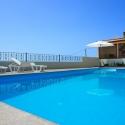 Pool am Ferienhaus Ivan