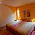Romantisch und gemütlich, das Schlafzimmer