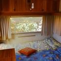 Schlafplatz im Wohnwagen