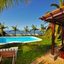 Ferienhaus mit Pool in Tijarafe