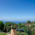Herrlicher Ausblick vom Ferienhaus Rosal
