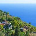 Ansicht des Ferienhauses Tres Palmeras auf La Palma