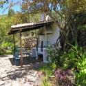 Grillplatz am Ferienhaus auf La Palma