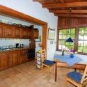 Küche Ferienhaus Tres Palmeras