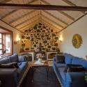 Wohnzimmer Ferienhaus Tres Palmeras