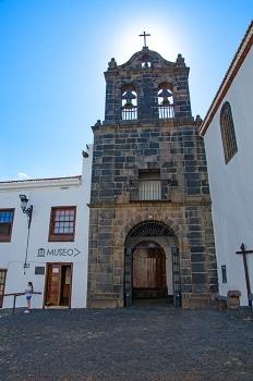 Inselmuseum in Santa Cruz