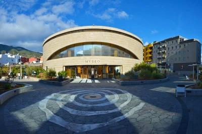 Archäologisches Museum in Los Llanos