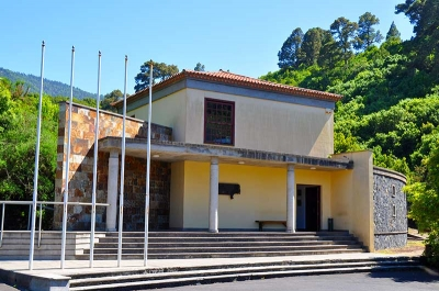 Parque Cultural La Zarza / Garafía
