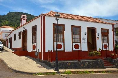 Restaurant El Bernegal in Garafía