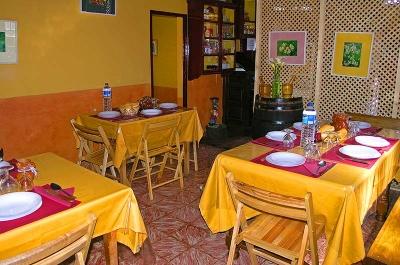 Restaurant Roque del Faro