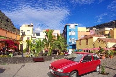 Mietwagenverleih La Palma