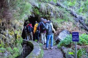 Wanderung in Marcos y Corderos