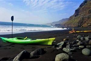 Kayak Touren auf dem Atlantik
